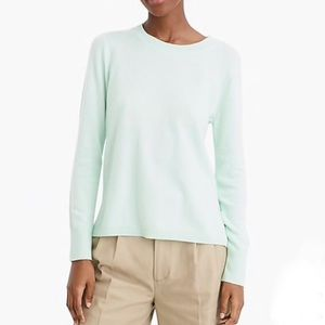NWOT J.Crew Collection Cashmere Sweater